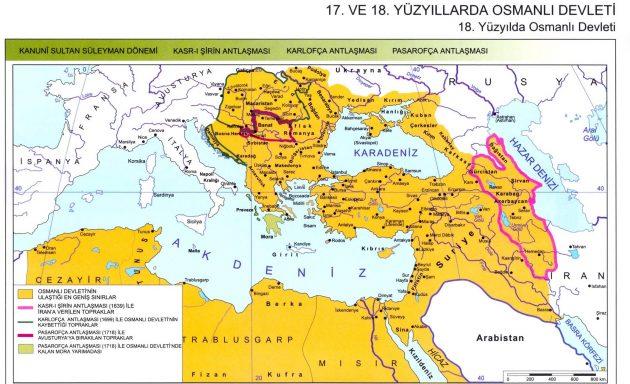 Osmanlı devlet yapısında bozulmalar ve ıslahat çabaları