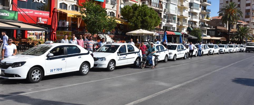 İzmir Taksi Dolmuşlar