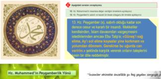 Hz. Muhammed'in Hoşgörülü Olduğunu Bir Örnekle Açıklayınız