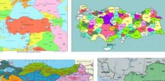 Türkiye'nin sınır komşuları