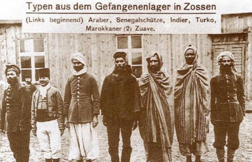 Wünsdorf Hilal esir kampı