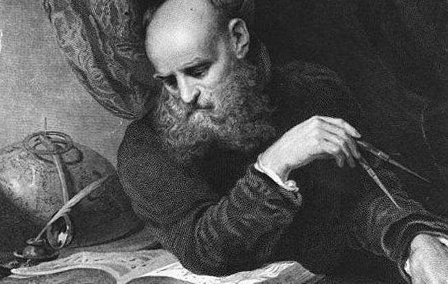 Galileo Galilei, Kopernik teorisini inceliyor
