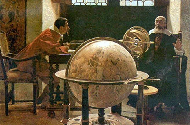 Galileo Galilei Üniversite yılları