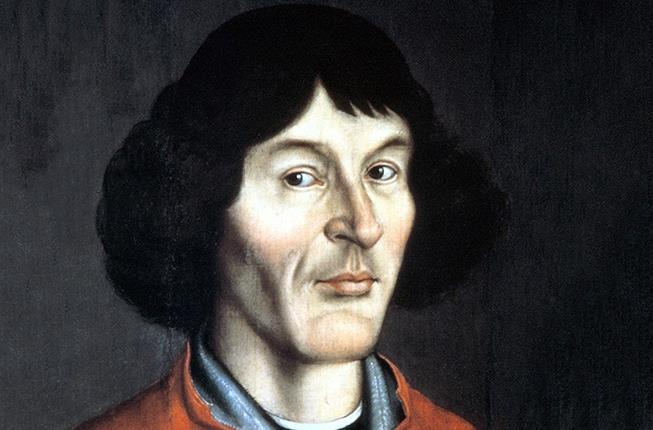 Kopernik'in portresi