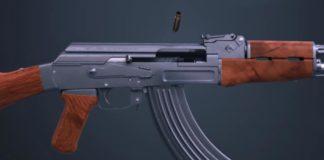 AK 47 Nasıl Çalışır