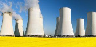 nükleer santral