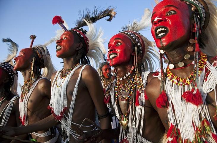 Orta Afrika'nın kabileleri