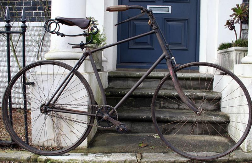 Bisikletin İcadı