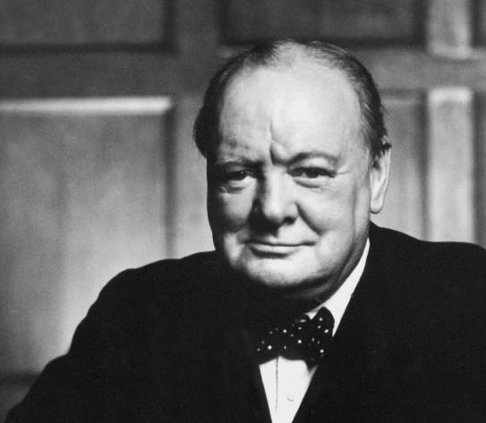 Winston Spencer Churchill