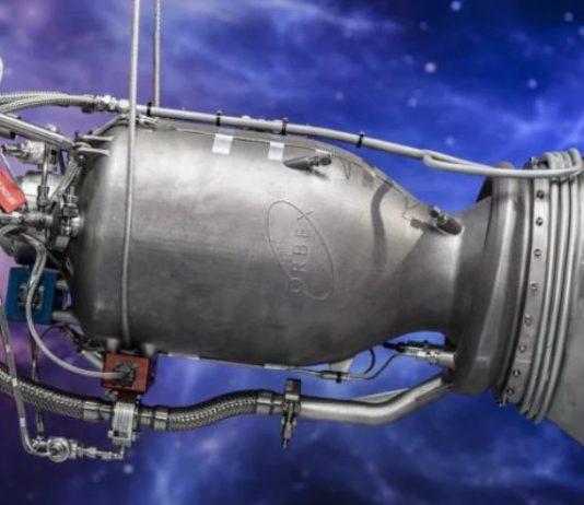 En büyük 3D roket motoru