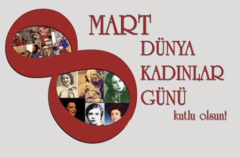 8 Mart Dünya Kadınlar Günü sözleri, mesajları