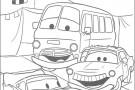 Araba Boyama Sayfaları 30 Kısa özet