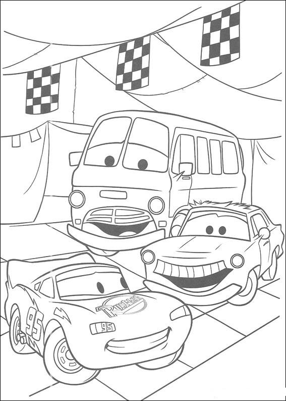 Araba Boyama Sayfaları 31 Kısa özet
