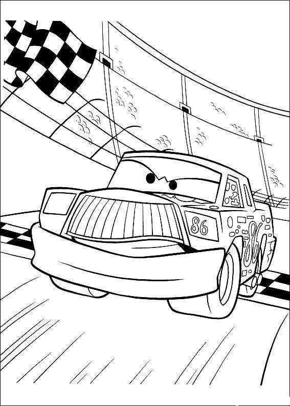 Araba Boyama Sayfaları 80 Kısa özet