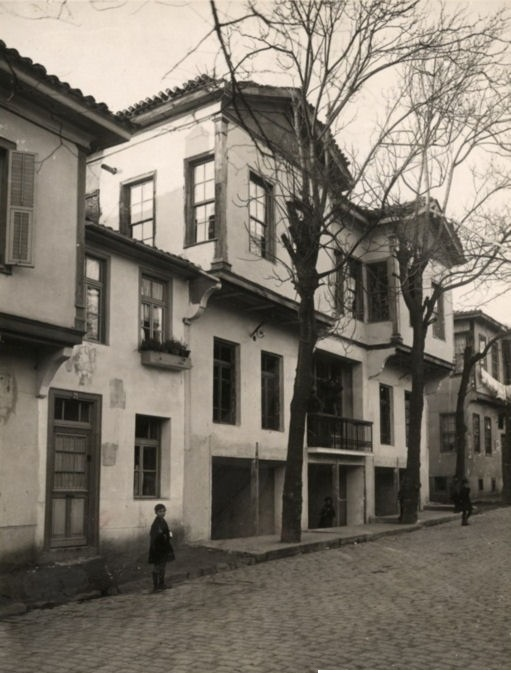 Atatürk'ün doğduğu ev