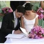 Evlilik için gerekli belgeler