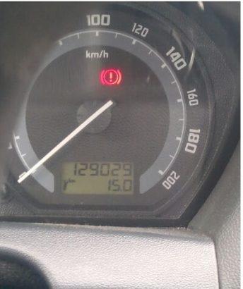 Skoda Fabia 2005 Km Gösterge Paneli Anahtar Çıktı